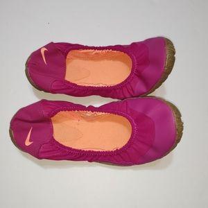 Nike Studio Wrap Pack Pink Slip On Shoes 6
